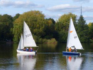 2 Giugno Pic-Nic, dimostrazione di vela e caccia al tesoro al Lago delle Rose