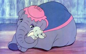 Festa della mamma con Dumbo al lago delle rose