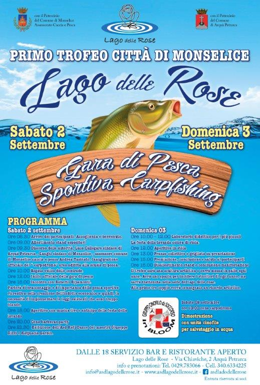 Gara di pesca carpfishing