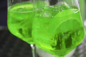 spritz verdi aperitivo