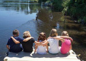 bambini-lago-delle-rose-arquà petrarca-picnic-giochi