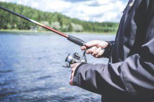 gara di pesca per raccolta fondi contro la sclerosi multipla lago delle rose Arquà Petrarca